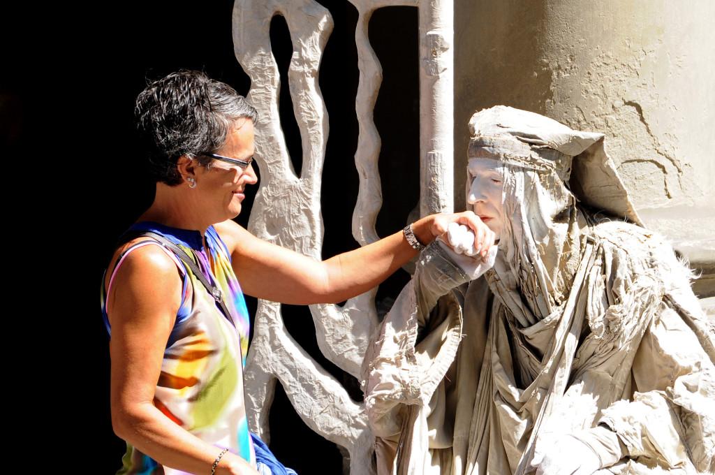 Statua cordiale